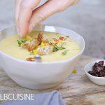 Zucchinicremesuppe nach einem Rezept von Veronika von Carrots for Claire // Werbung