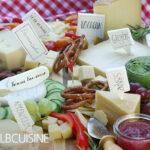 Chäsplättli – die Käseplatte, ein Genuss für Augen und Gaumen