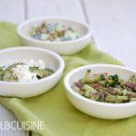 Gurkensalat mal 3 – für jeden Geschmack eine Variante!