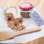 Xmas-Granola – ein köstliches Geschenk aus der Küche!