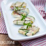 Großartige Zucchini-Feta-Päckchen vom Grill!
