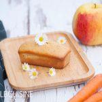 Apfel-Karotten-Mini-Kuchen – himmlisch lecker und nachhaltig