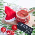 Himmlischer Weihnachtsketchup für den kulinarischen Adventskalender