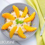 Traumhaftes Oster-Dessert – Orangenfilets mit Pistazien-Mascarpone-Creme mit Happy-Freebie zu Ostern