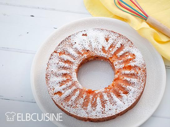 elbcuisine quark Kuchen cake teller