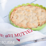 Gedeckter Apfelkuchen – wie bei Muttern!