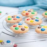 Bunte Cookies sorgen für gute Laune!