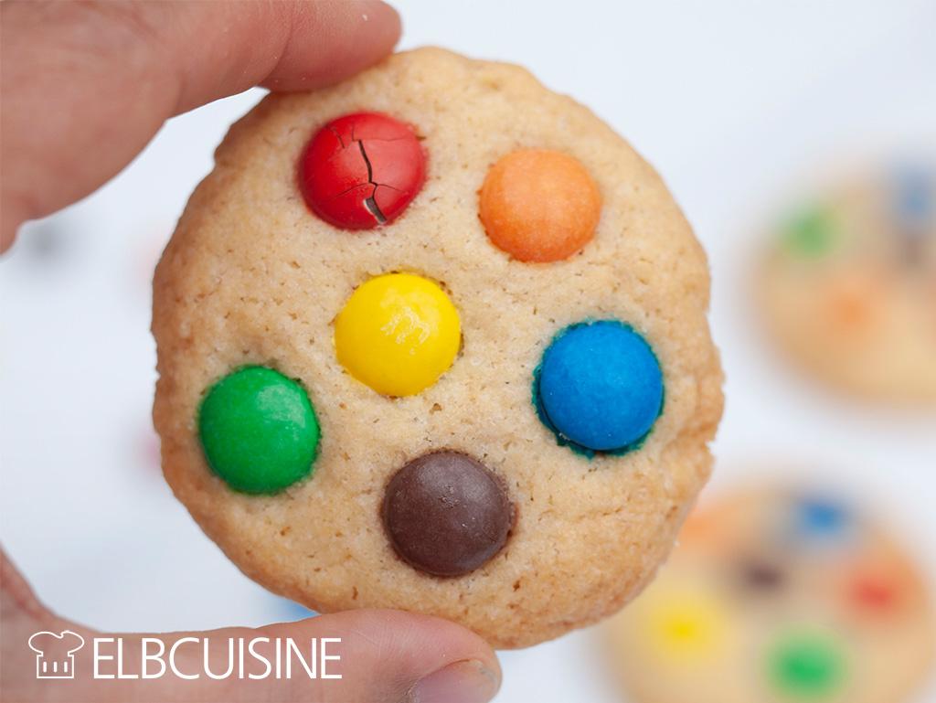 ELBCUISINE Bunte Cookies