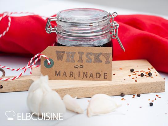 Whisky-Marinade