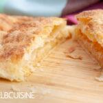 Schnellster Apfelkuchen der Welt nach Crispy Rob