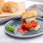 Schnelle Burger nach Jamie Oliver – Hackbällchen im Brötchen