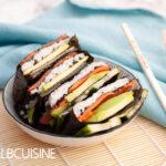 Tortilla-Hack – klassisch und mit Sushi